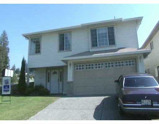 Main Photo: 1696 MCPHERSON DR in Port_Coquitlam: Citadel PQ House for sale (Port Coquitlam)  : MLS®# V357836