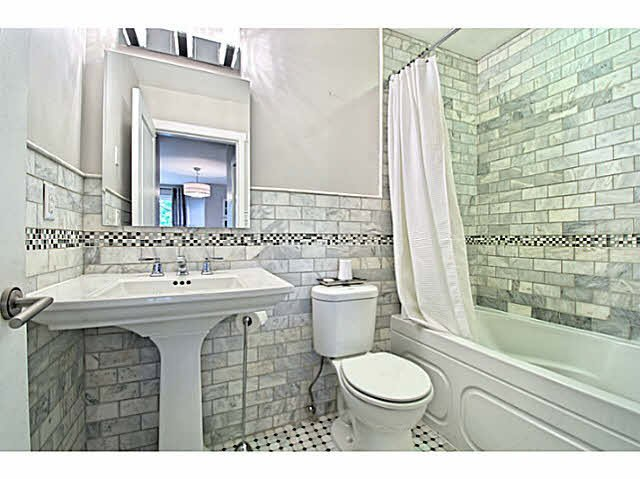 Photo 13: Photos: 522 ST. GEORGES Avenue in North Vancouver: Lower Lonsdale Townhouse for sale : MLS®# V1088673