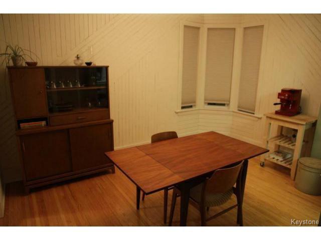 Photo 8: Photos: 612 Lipton Street in WINNIPEG: West End / Wolseley Residential for sale (West Winnipeg)  : MLS®# 1429204