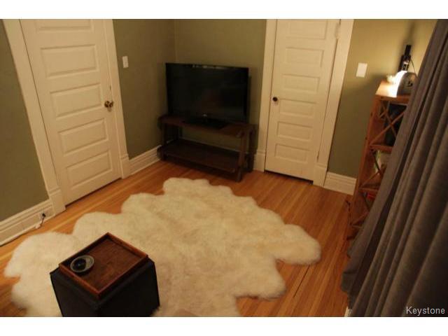 Photo 12: Photos: 612 Lipton Street in WINNIPEG: West End / Wolseley Residential for sale (West Winnipeg)  : MLS®# 1429204