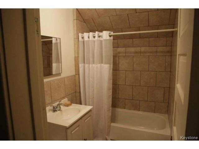 Photo 14: Photos: 612 Lipton Street in WINNIPEG: West End / Wolseley Residential for sale (West Winnipeg)  : MLS®# 1429204