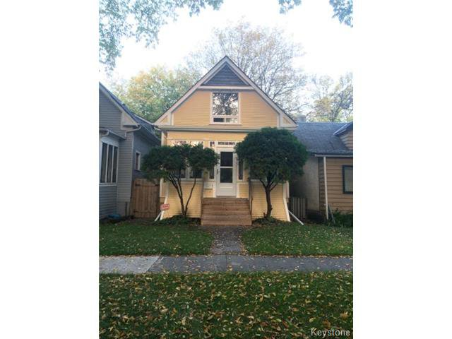 Photo 18: Photos: 612 Lipton Street in WINNIPEG: West End / Wolseley Residential for sale (West Winnipeg)  : MLS®# 1429204