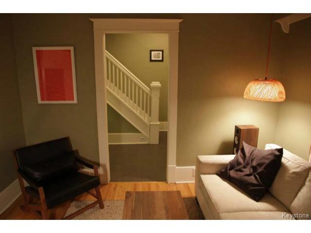 Photo 7: Photos: 612 Lipton Street in WINNIPEG: West End / Wolseley Residential for sale (West Winnipeg)  : MLS®# 1429204