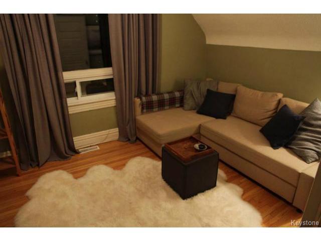 Photo 13: Photos: 612 Lipton Street in WINNIPEG: West End / Wolseley Residential for sale (West Winnipeg)  : MLS®# 1429204
