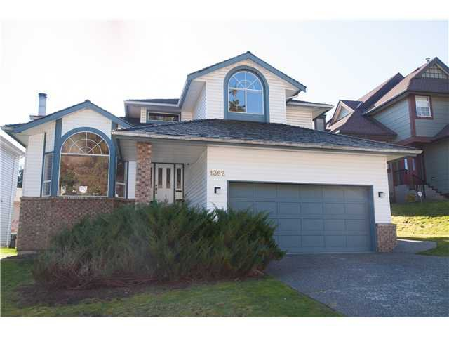 "Main Photo: 1362 CORBIN Place in Coquitlam: Canyon Springs House for sale in ""REFLECTIONS BY SEAGATE HOMES"" : MLS®# V1110003"