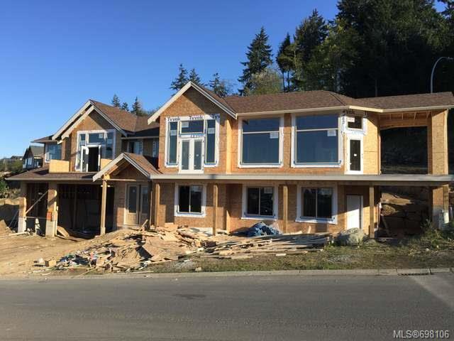 Main Photo: 4627 SHERIDAN RIDGE ROAD in NANAIMO: Na North Nanaimo House for sale (Nanaimo)  : MLS®# 698106