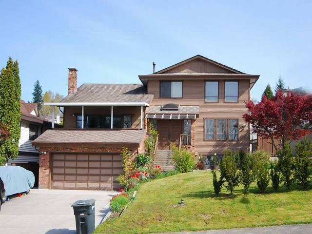 Main Photo: 7505 LAWRENCE Drive in Burnaby: Montecito House for sale (Burnaby North)  : MLS®# V1121417