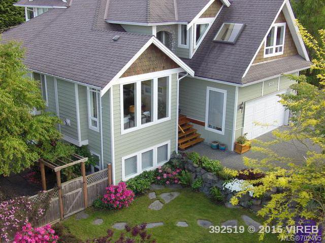 Main Photo: 1255 College Dr in NANAIMO: Na University District House for sale (Nanaimo)  : MLS®# 702495