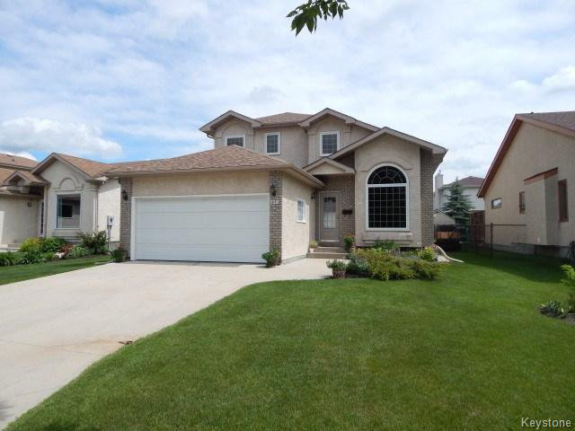 Main Photo: 139 Desjardins Drive in WINNIPEG: Windsor Park / Southdale / Island Lakes Residential for sale (South East Winnipeg)  : MLS®# 1517608
