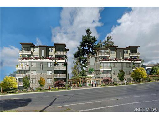 Main Photo: 201 1016 Inverness Road in VICTORIA: SE Quadra Condo Apartment for sale (Saanich East)  : MLS®# 358933