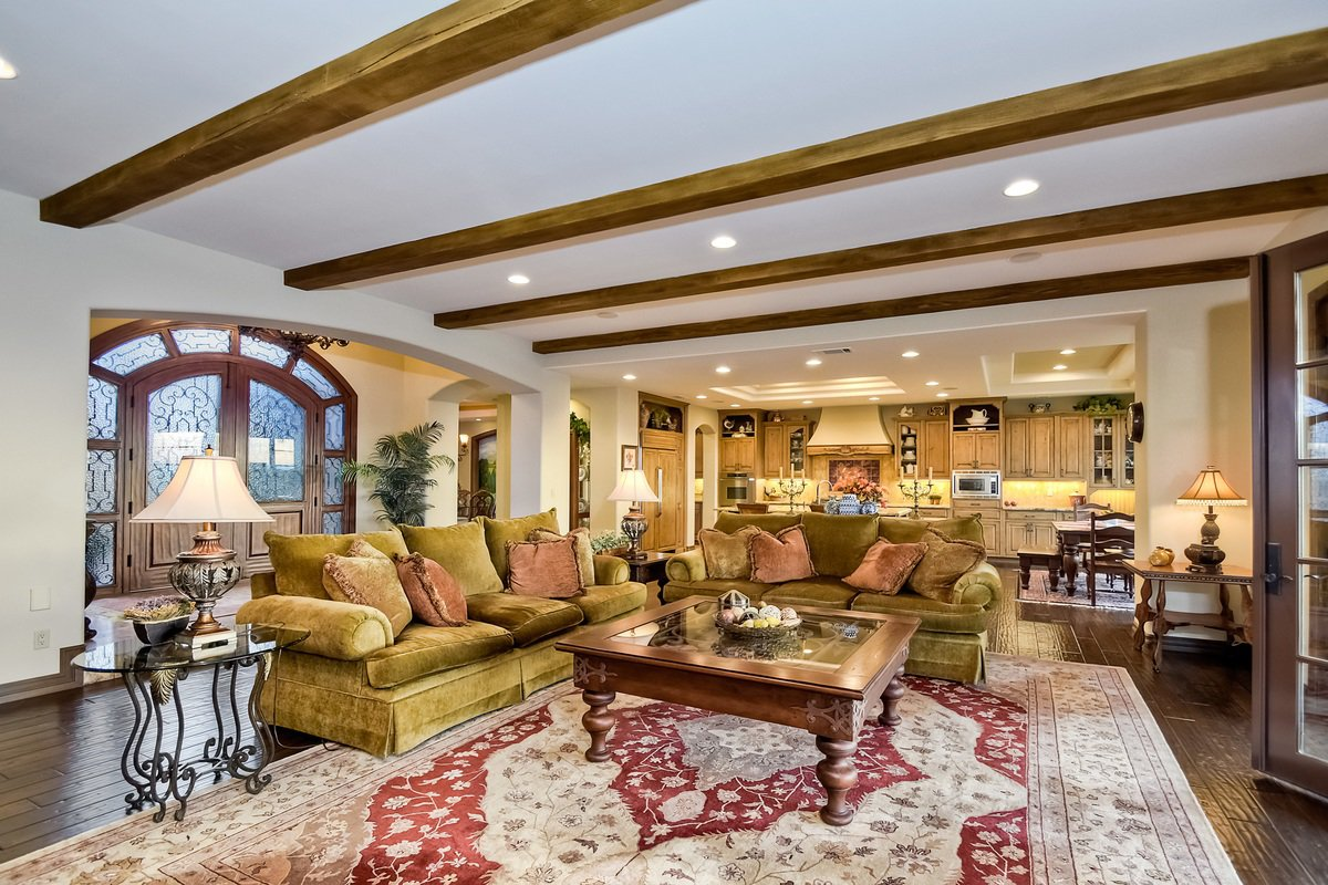 Photo 4: Photos: SCRIPPS RANCH House for sale : 4 bedrooms : 12596 Fairbrook in San Diego