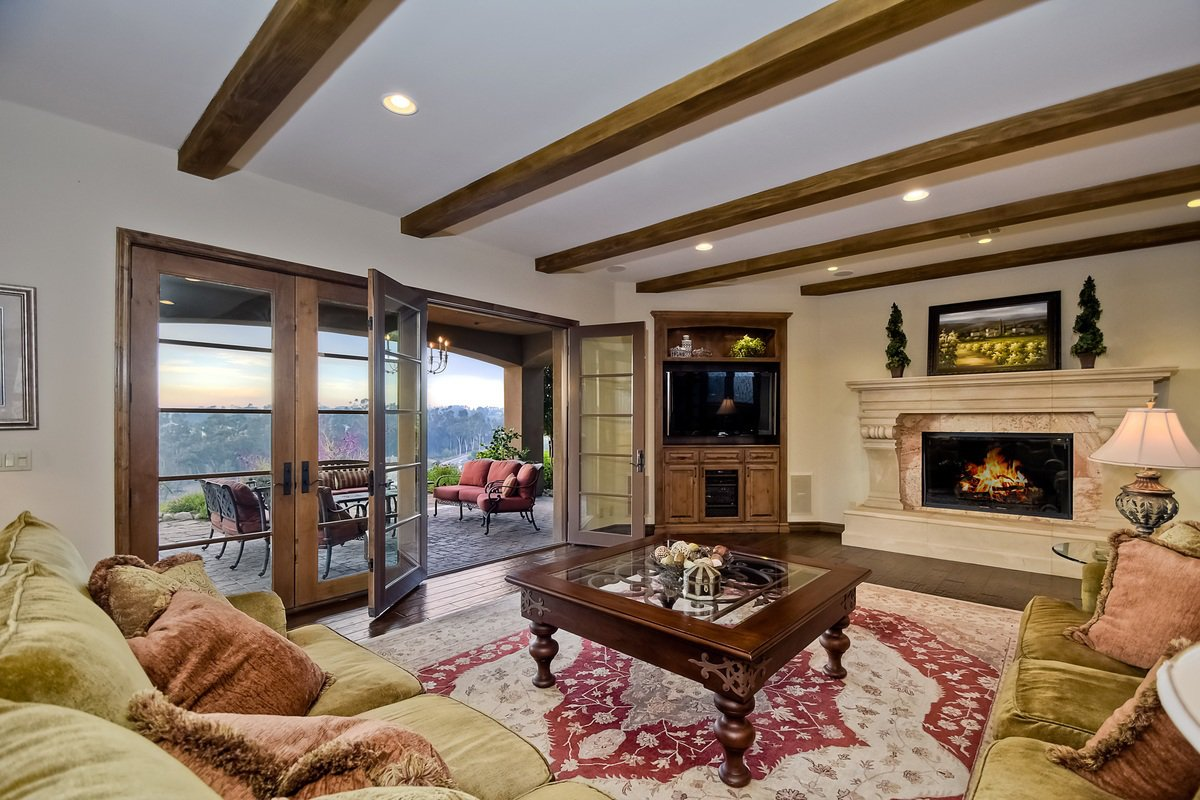 Photo 3: Photos: SCRIPPS RANCH House for sale : 4 bedrooms : 12596 Fairbrook in San Diego