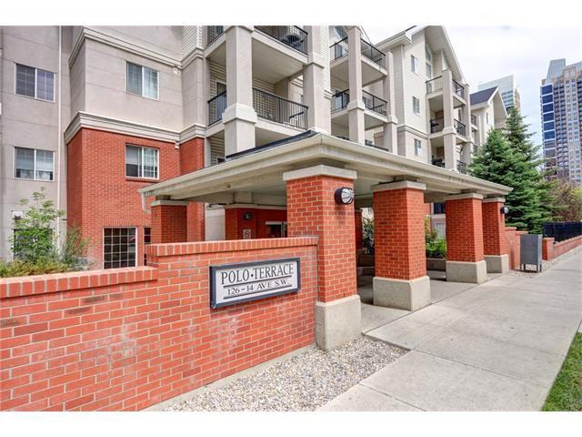 Main Photo: 508 126 14 Avenue SW in Calgary: Beltline Condo for sale : MLS®# C4072286