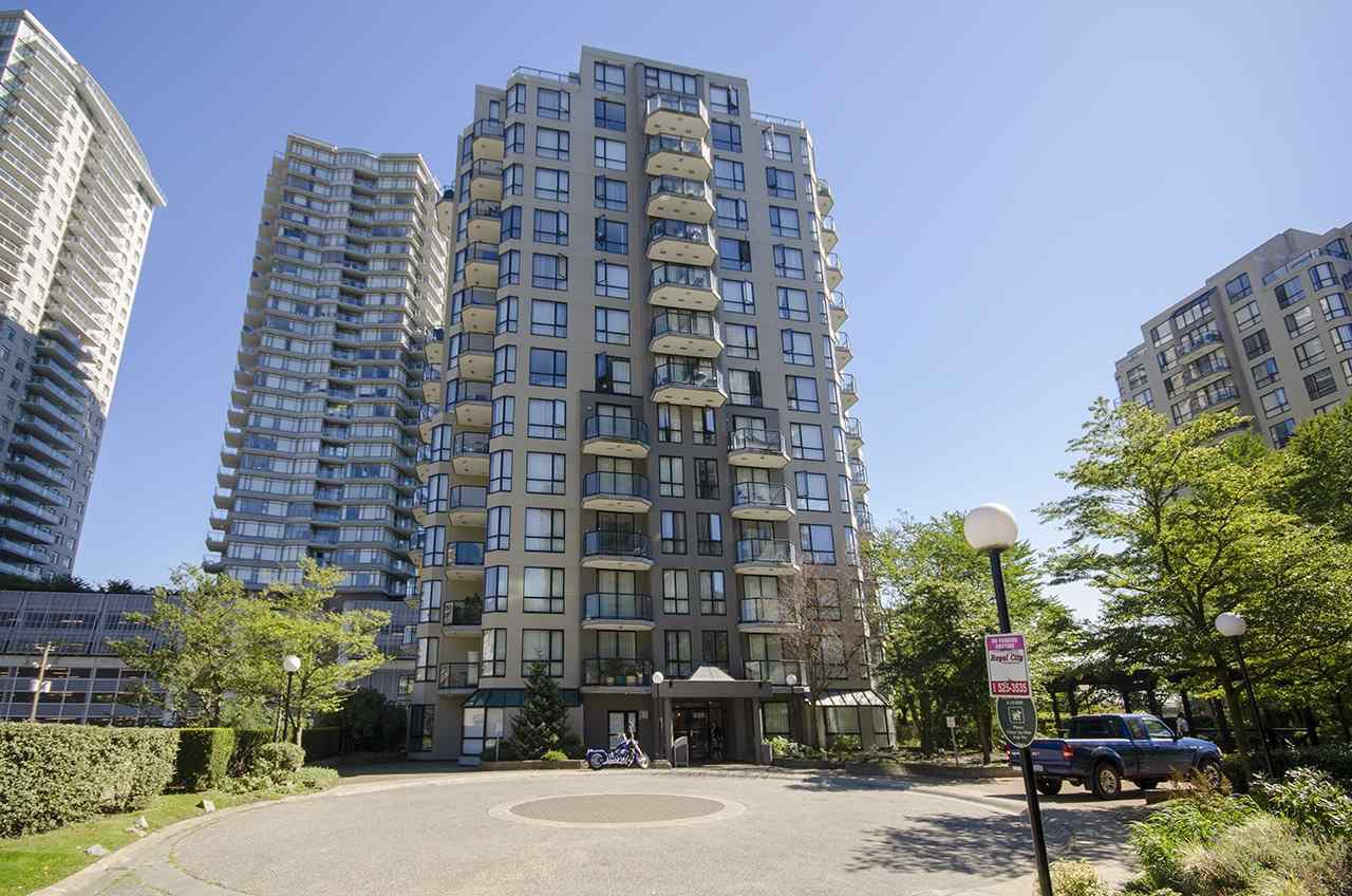 Main Photo: 1204 828 AGNES Street in New Westminster: Downtown NW Condo for sale : MLS®# R2102690