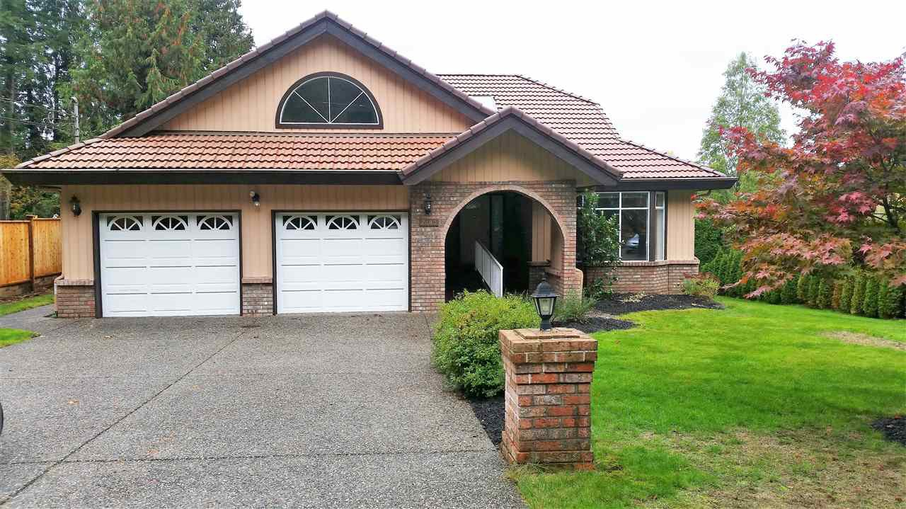 "Main Photo: 2303 202 Street in Langley: Brookswood Langley House for sale in ""Fernridge"" : MLS®# R2127240"