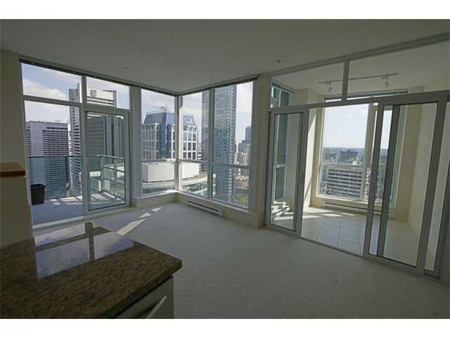 Main Photo: 3305 1189 MELVILLE STREET in : Coal Harbour Condo for sale : MLS®# V856950