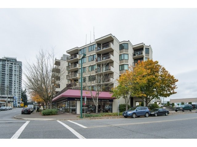 Main Photo: 506 1521 GEORGE STREET in : White Rock Condo for sale : MLS®# R2012575