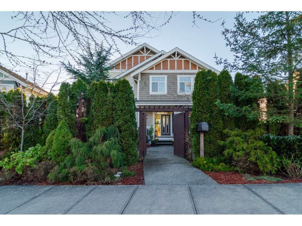 "Main Photo: 6775 206 Street in Langley: Willoughby Heights House for sale in ""TANGLEWOOD"" : MLS®# R2140002"