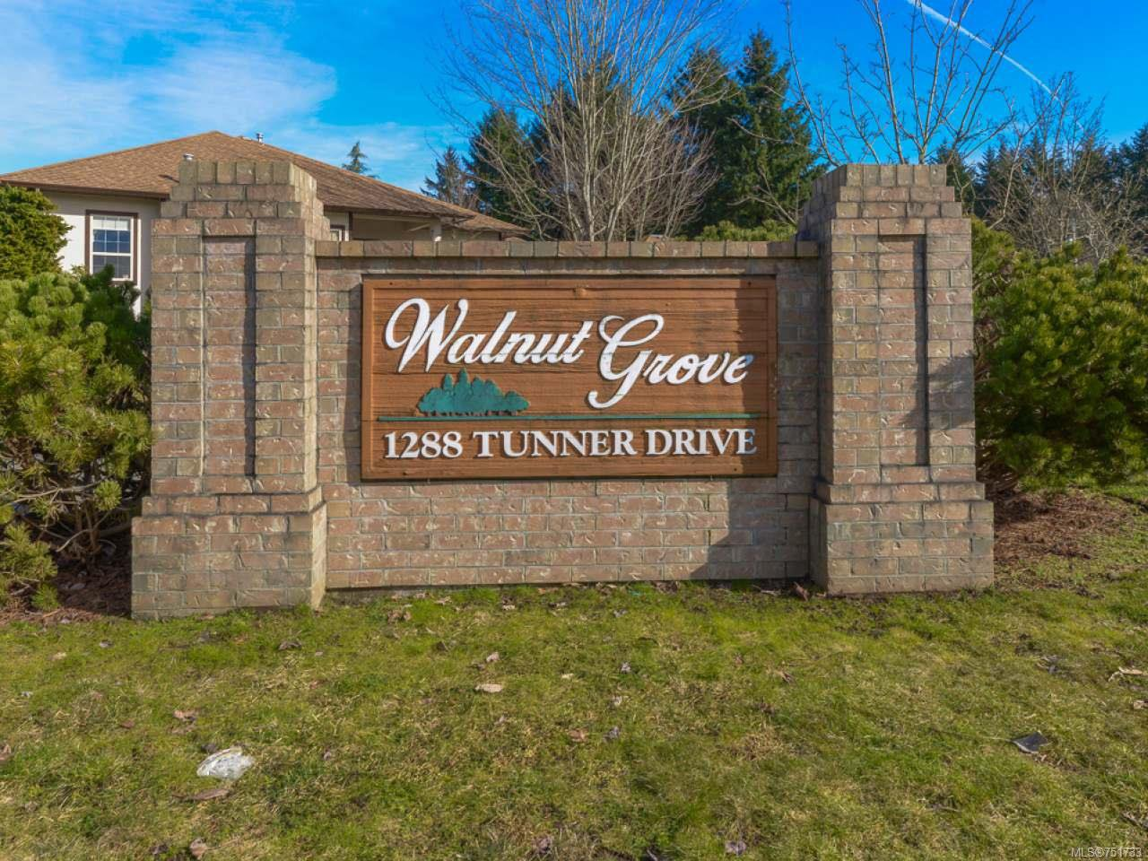Main Photo: 72 1288 Tunner Dr in COURTENAY: CV Courtenay East Row/Townhouse for sale (Comox Valley)  : MLS®# 751733