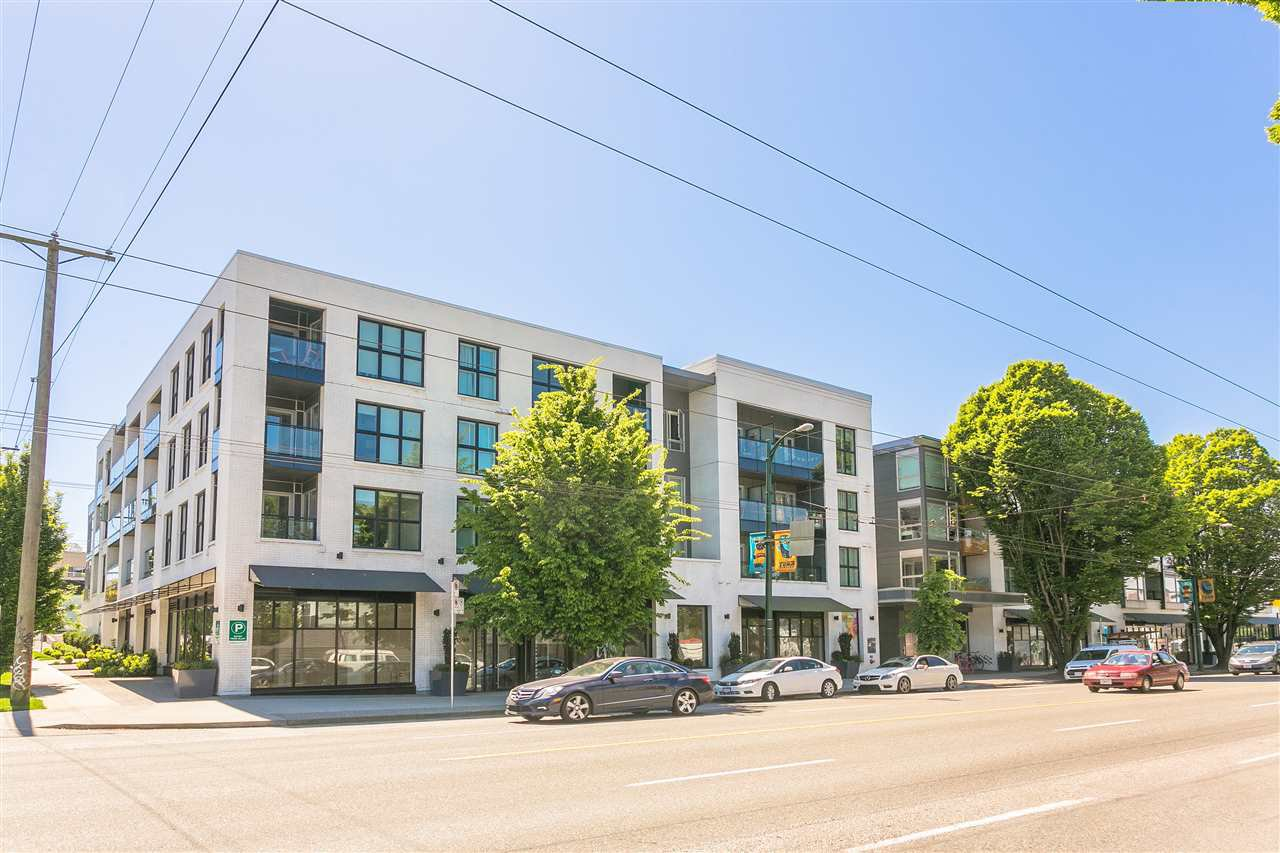 """Main Photo: 312 1588 E HASTINGS Street in Vancouver: Hastings Condo for sale in """"Boheme"""" (Vancouver East)  : MLS®# R2169740"""