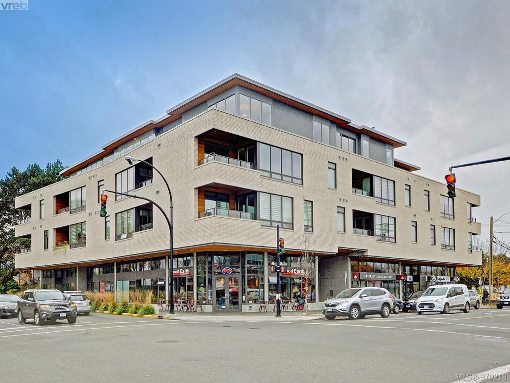 Main Photo: 308 1969 Oak Bay Ave in VICTORIA: Vi Fairfield East Condo Apartment for sale (Victoria)  : MLS®# 761556