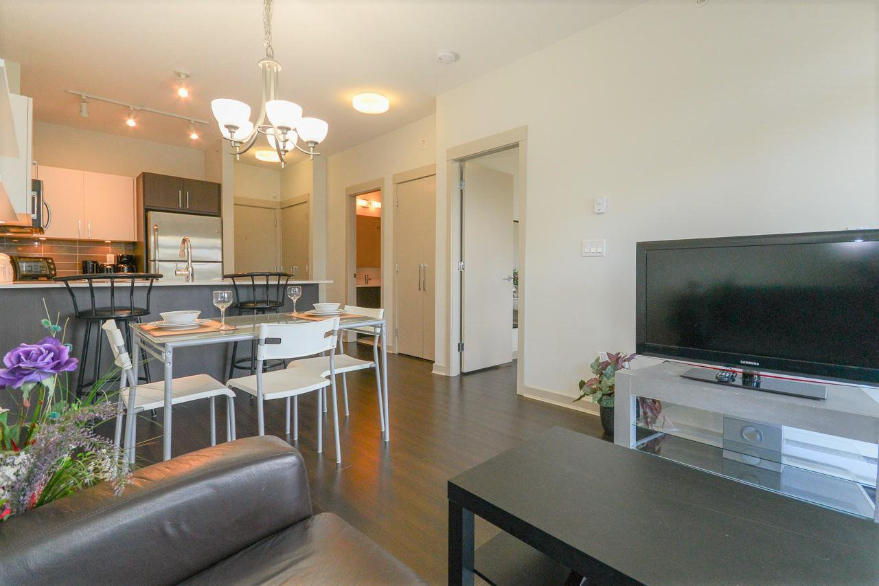 "Main Photo: 316 8695 160 Street in Surrey: Fleetwood Tynehead Condo for sale in ""MONTEROSSO"" : MLS®# R2185358"