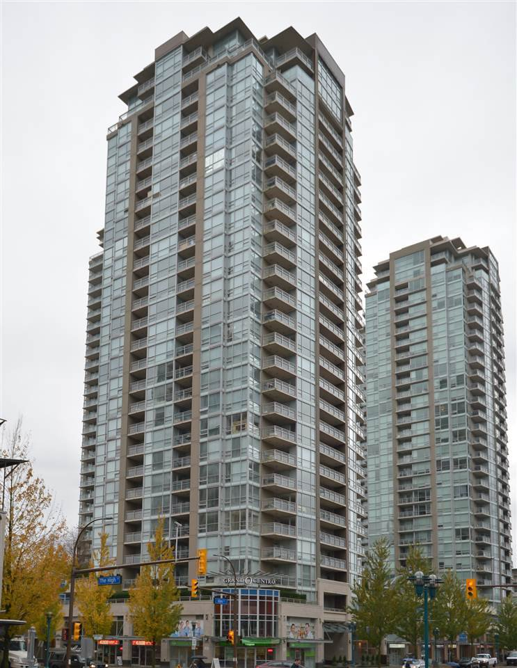 Main Photo: 1207 2978 GLEN DRIVE in Coquitlam: North Coquitlam Condo for sale : MLS®# R2119601