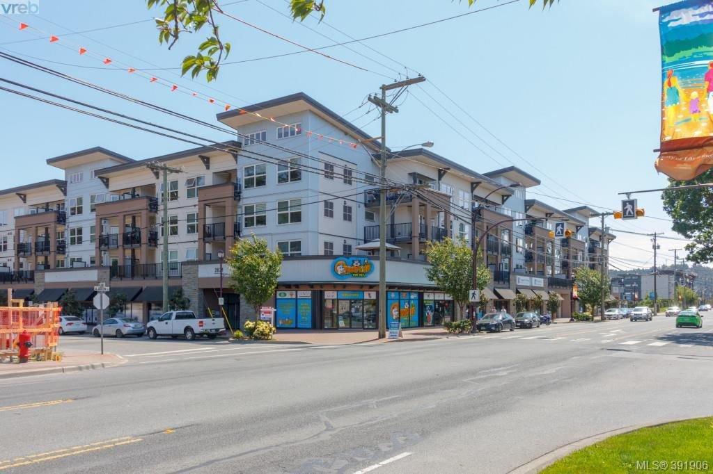 Main Photo: 402 2871 JACKLIN Road in VICTORIA: La Langford Proper Condo Apartment for sale (Langford)  : MLS®# 391906