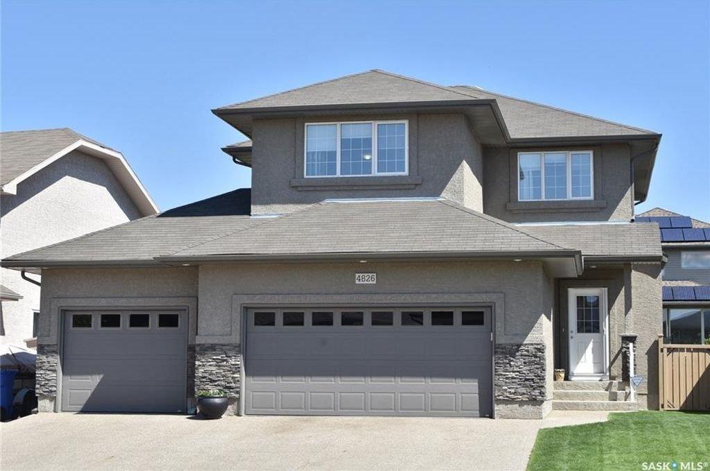 Main Photo: 4826 Mazinke Crescent in Regina: Lakeridge RG Residential for sale : MLS®# SK733914