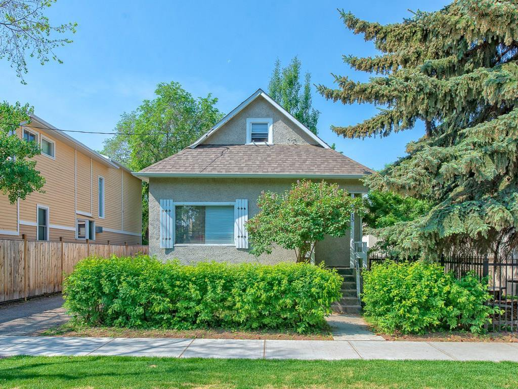 Main Photo: 115 7 Street NW in Calgary: Sunnyside Detached for sale : MLS®# C4189650