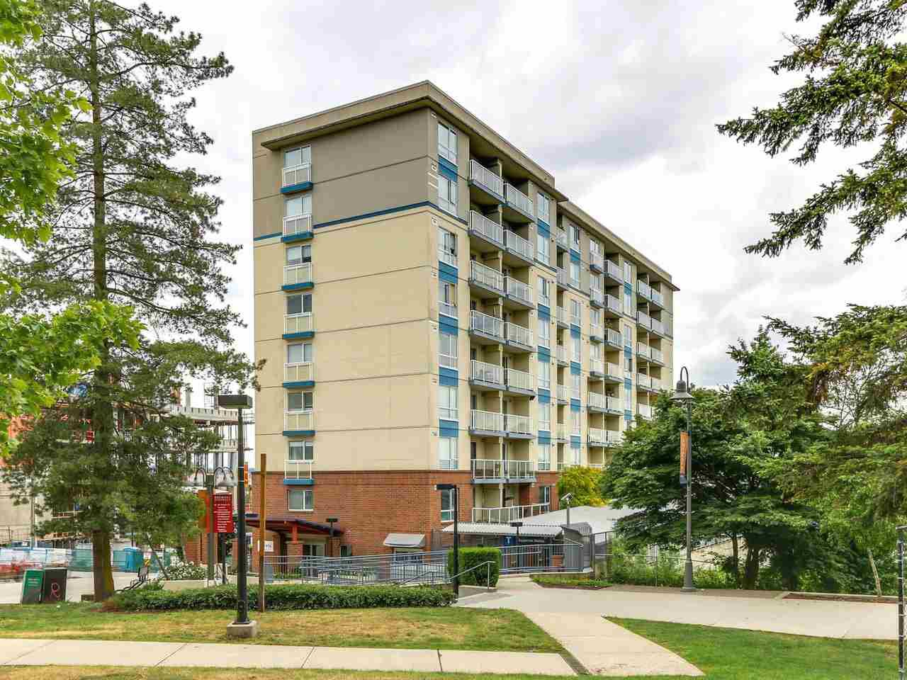 Main Photo: 708 200 KEARY Street in New Westminster: Sapperton Condo for sale : MLS®# R2284751