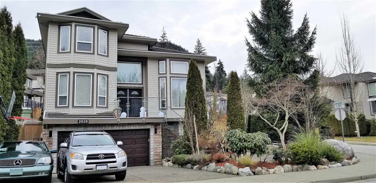 Main Photo: 2020 TURNBERRY Lane in Coquitlam: Westwood Plateau House for sale : MLS®# R2346245