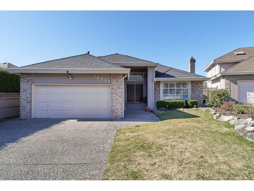 Main Photo: 12353 56 Avenue in Surrey: Panorama Ridge House for sale : MLS®# R2349551