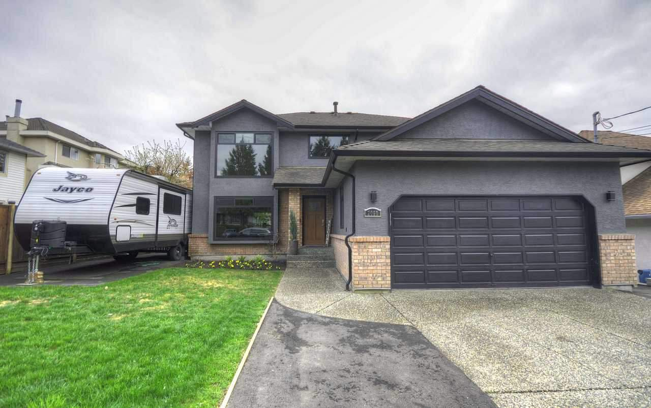 Main Photo: 2060 MONTEREY Avenue in Coquitlam: Central Coquitlam House for sale : MLS®# R2357345