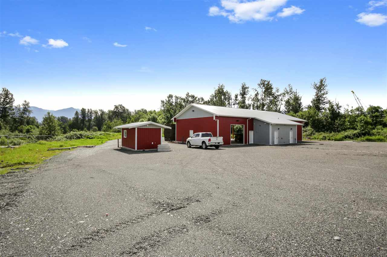 Main Photo: 8290 AITKEN Road in Chilliwack: Chilliwack Yale Rd West Industrial for sale : MLS®# C8031335