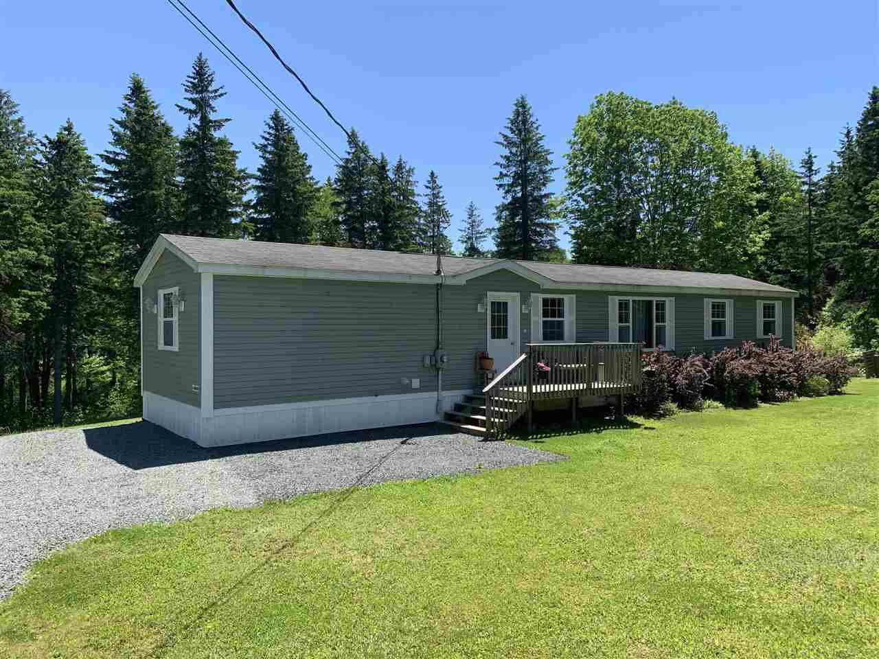 Main Photo: 932 Foxbrook Road in Foxbrook: 108-Rural Pictou County Residential for sale (Northern Region)  : MLS®# 202010614