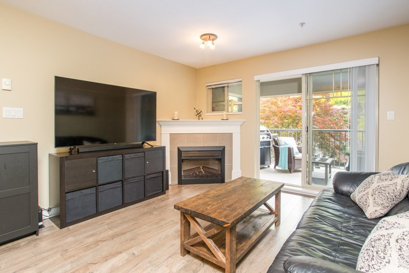 "Main Photo: 217 2468 ATKINS Avenue in Port Coquitlam: Central Pt Coquitlam Condo for sale in ""Bordeaux"" : MLS®# R2470186"