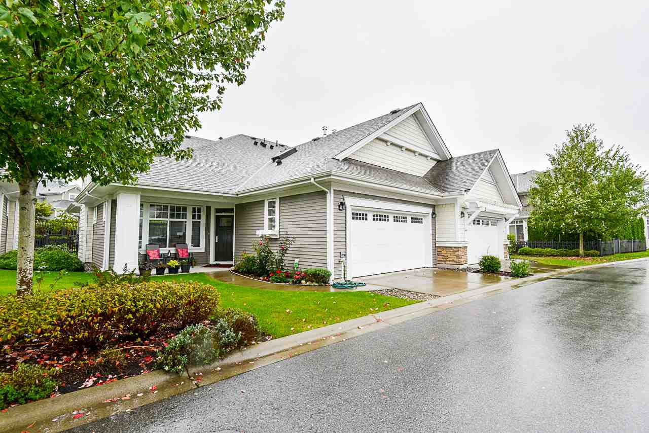 Main Photo: 23 10500 DELSOM Crescent in Delta: Nordel Townhouse for sale (N. Delta)  : MLS®# R2501964