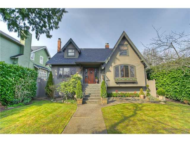 Main Photo: 2005 W 43RD Avenue in Vancouver: Kerrisdale House for sale (Vancouver West)  : MLS®# V881590