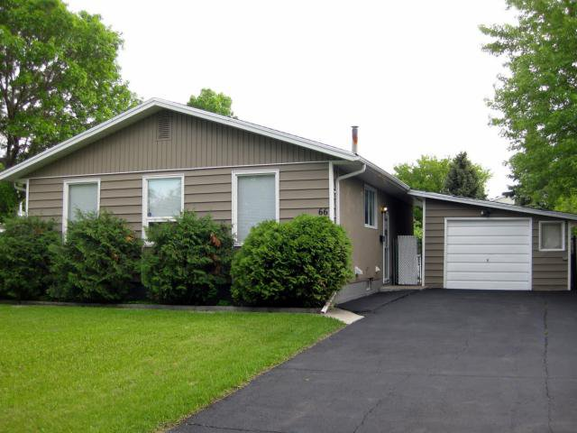 Photo 1: Photos: 66 MADERA Crescent in WINNIPEG: Maples / Tyndall Park Residential for sale (North West Winnipeg)  : MLS®# 1111658