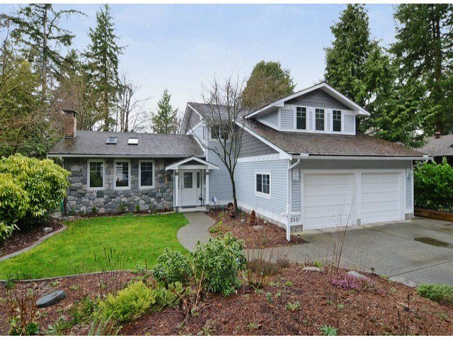 Main Photo: 3531 198TH ST in Langley: Brookswood Langley House for sale : MLS®# F1305551