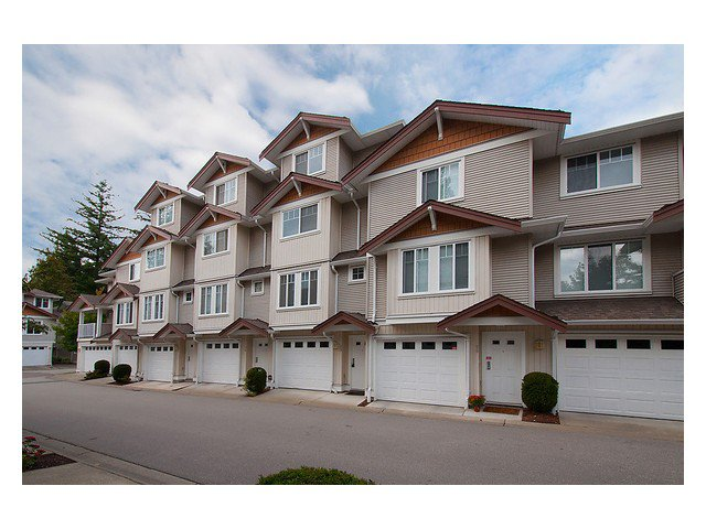 Main Photo: 29 12711 64TH Avenue in Surrey: West Newton Townhouse for sale : MLS®# F1322650