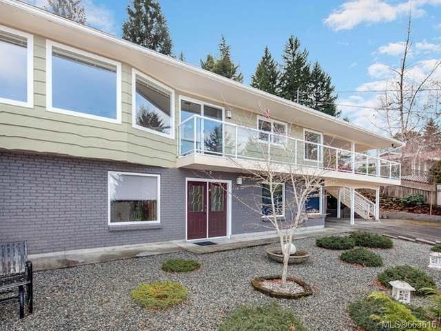Main Photo: 5353 Dewar Rd in NANAIMO: Na North Nanaimo House for sale (Nanaimo)  : MLS®# 663616