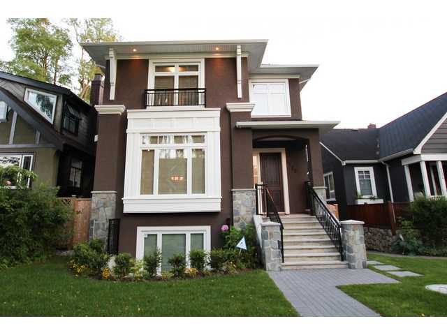 Main Photo: 4028 W 31ST Avenue in Vancouver: Dunbar House for sale (Vancouver West)  : MLS®# V1054709