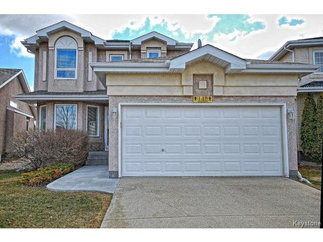 Main Photo: 149 Camirant Crescent in WINNIPEG: Windsor Park / Southdale / Island Lakes Residential for sale (South East Winnipeg)  : MLS®# 1409370