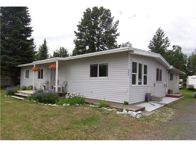 """Main Photo: 9235 N KELLY Road in Prince George: Hart Highway Manufactured Home for sale in """"NORTH KELLY"""" (PG City North (Zone 73))  : MLS®# N246006"""