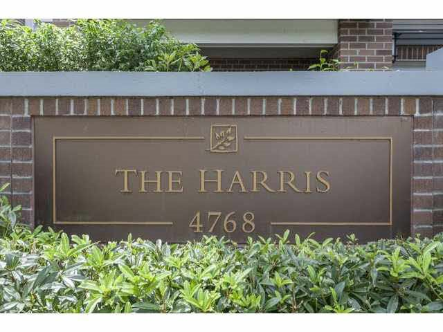 "Main Photo: 204 4768 BRENTWOOD Drive in Burnaby: Brentwood Park Condo for sale in ""THE HARRIS"" (Burnaby North)  : MLS®# R2015358"