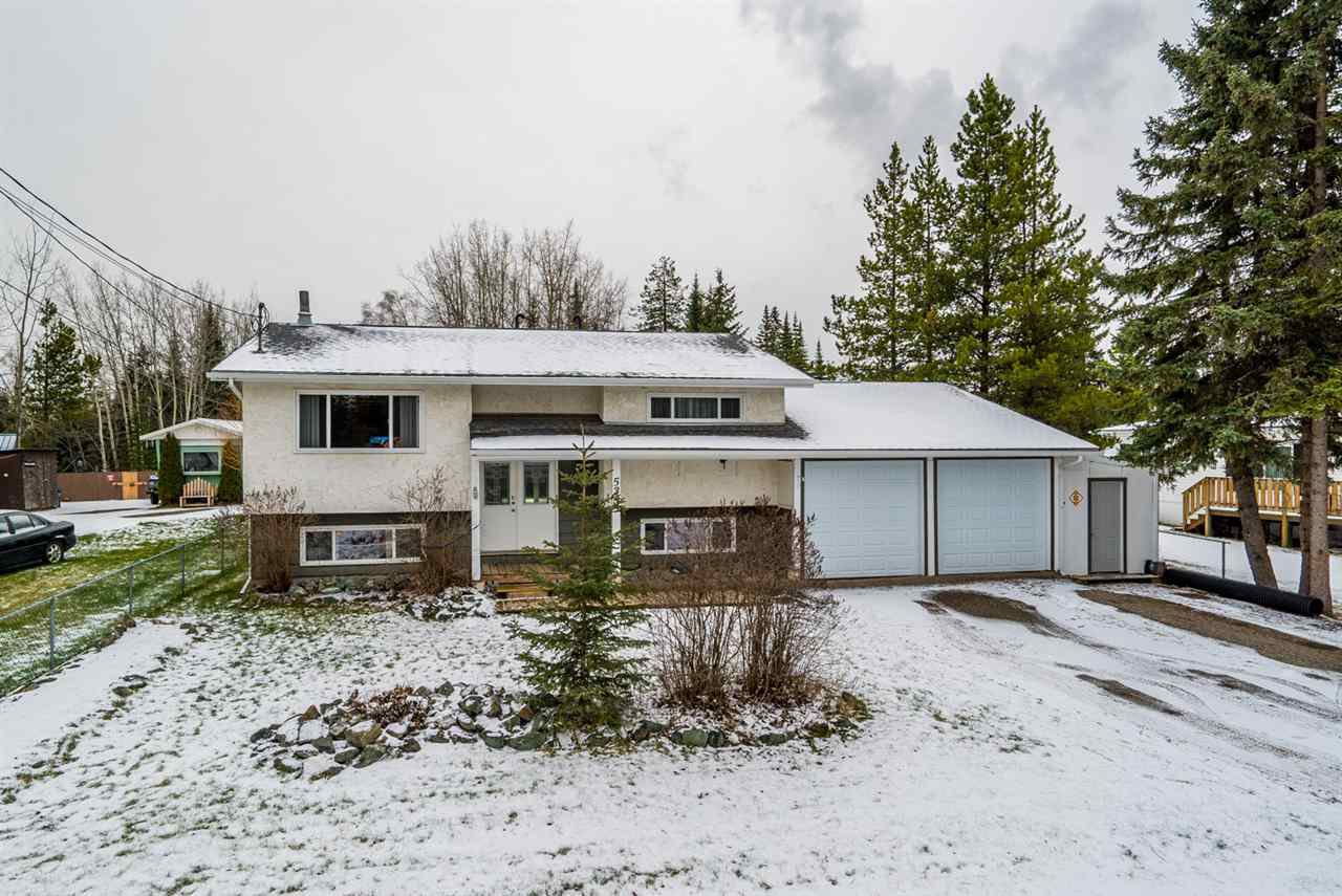 """Main Photo: 5345 GRAVES Road in Prince George: North Blackburn House for sale in """"BLACKBURN"""" (PG City South East (Zone 75))  : MLS®# R2016165"""