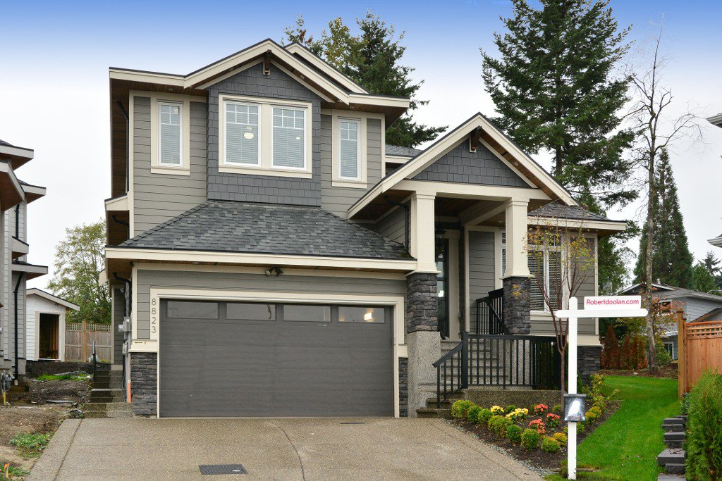 Main Photo: 8823 STEGAVIK Court in Delta: Nordel House for sale (N. Delta)  : MLS®# R2017481