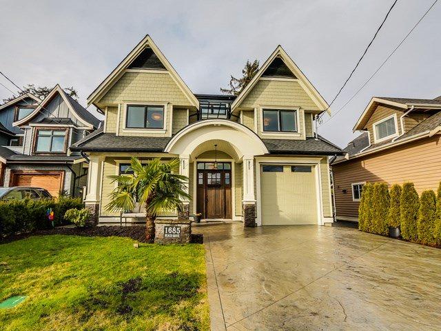Main Photo: 1685 BEACH GROVE Road in Delta: Beach Grove House for sale (Tsawwassen)  : MLS®# R2028139